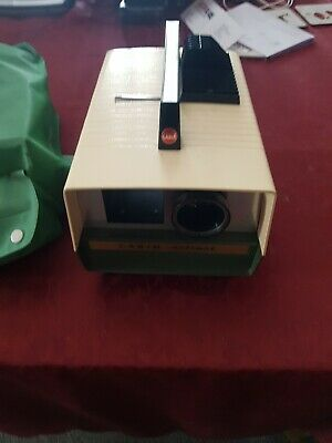 Cabin slide projector