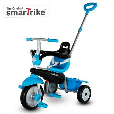 SmarTrike Breeze, 3-in-1 Toddler Tricycle 15M+ - Navy  FREE SHIPPING