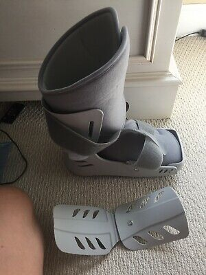 DeRoyal Medical Boot Ankle Foot Calf Size L