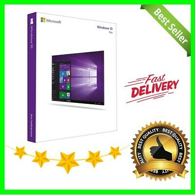 Windows 10 Professional Pro 32 | 64 Bit ✅ License Key Instant Delivery ✅