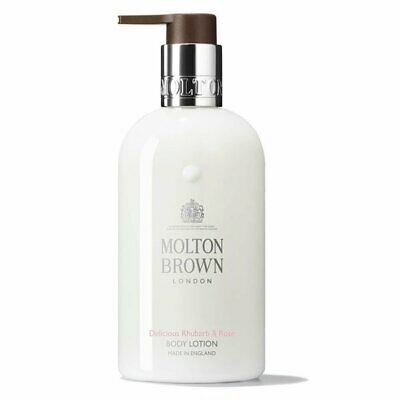 Molton Brown Body Lotion Delicious Rhubarb & Rose (300ml)