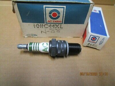 Genuine AC Delco Vauxhall Spark Plug Part Number 25109002