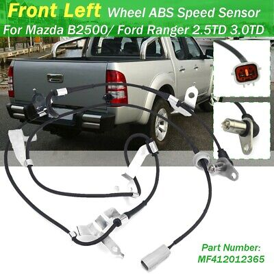 3.0TD 2006+ Front R//H ABS Speed Sensor For Mazda BT50 Ford Ranger 2.5TD