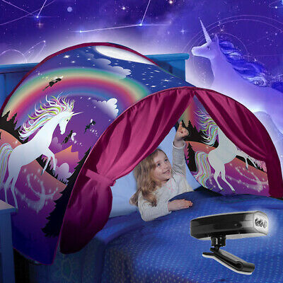 DREAM BED TENTS for kids Foldable Magic Play Tent, Pop Up