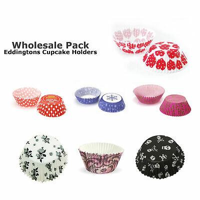 Cupcake Cases - Bulk Purchases/Wholesale Buy (Multiple Colours) - 6,176 Cases