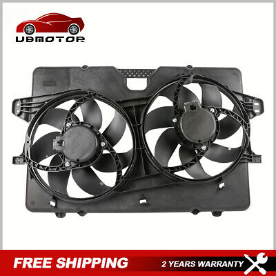 Radiator Cooling Fan For 2001-2004 2006-2007 Ford Escape