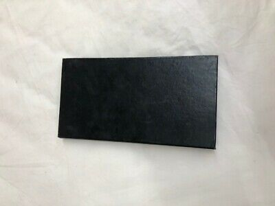 1 Menu Holder Cover Four fold Panel  9x6.3 inch/ nice leather free shipping