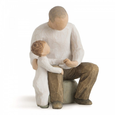 Willow Tree Grandfather Figurine Figure 26058 Brand New & Boxed