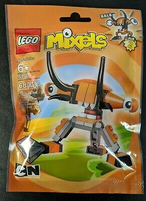 Lego Mixels 41517 Balk Cartoon Network series 2-68 pieces Stocking Stuffer New