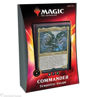 MTG - Magic: the Gathering :: Commander Deck 2020 : Symbiotic Swarm ::