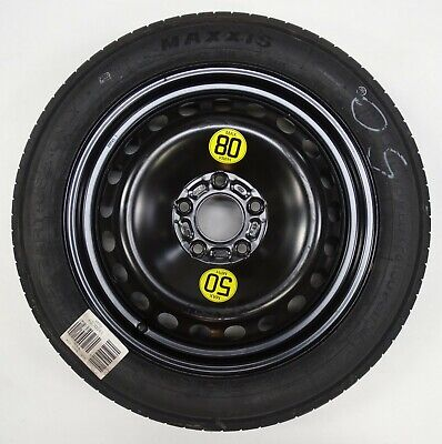 """FIAT 500X 2014-2019/"""" SPACE SAVER SPARE WHEEL /& TYRE FAST AND FREE P/&P"""