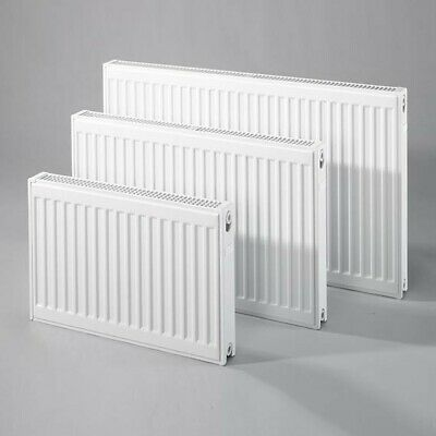 Kartell Type 22 600 x 1200 Radiator Compact Double Panel Double Convector White