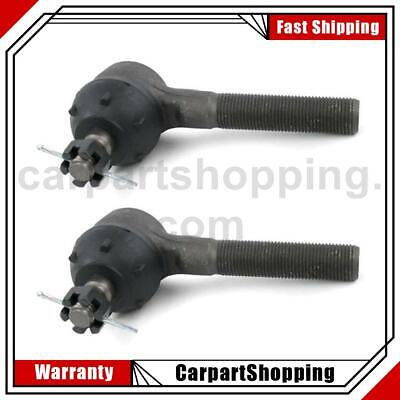 QuickSteer Left Outer Steering Tie Rod End for 1997-2002 Ford Expedition ee