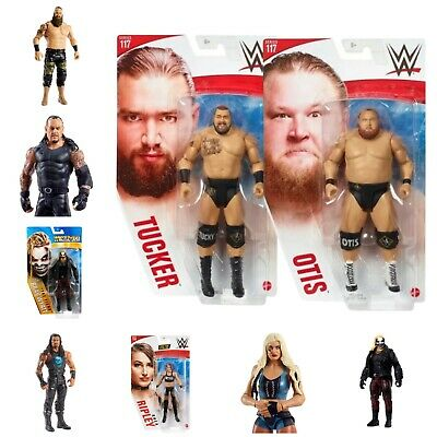 WWE BASIC SERIES ACTION FIGURES BRAND NEW AND UNOPENED UP TO 4 £4.60 POSTAGE
