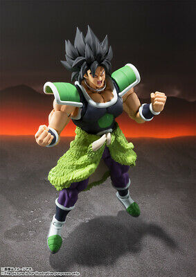 【DHL】 Bandai S.H.Figuarts Dragon Ball Broly -Super- in stock 190mm