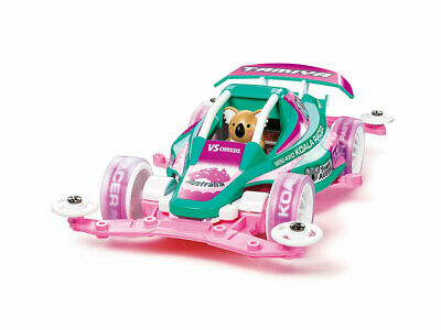 Tamiya 95502 1/32 Mini 4WD Limited Edition Koala Racer Pastel Special VS Chassis