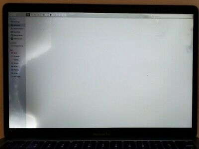 """MacBook Pro 13"""" Space Gray A1706 A1708 2016 2017 Screen Display Assembly LCD"""