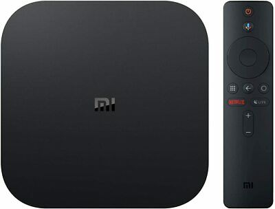 Xiaomi Mi Box S 4K Ultra HD android TV Streaming Media Player with Google Assist