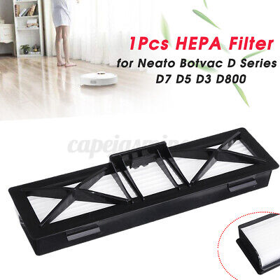 HEPA Filter For Neato Botvac D Series D7 D5 D3 D800 Ultra Performance Cleaner