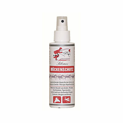 Schopf Riders Jinetes Repelente de Mosquitos 100ml Spray Tigermücke