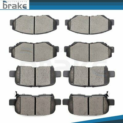 HD914 /& HD1086 HSB Front and Rear Ceramic Brake Pads