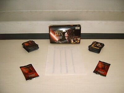 Star Wars Trading Cards Young Jedi Card Game Bedrohung des Darth Maul Episode I