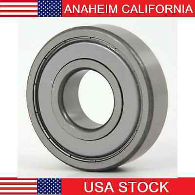 5mm OD 11mm Width 5mm MR685-ZZ Radial Ball Bearing Double Shielded Bore Dia