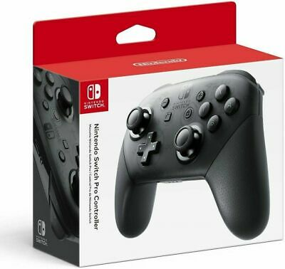 2020 SWITCH Pro Official Nintendo Controller BRAND NEW SEALED NEW Boys Gift