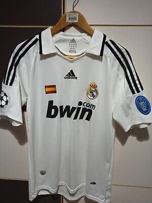 Robben Real Madrid Home Champions League 2008-2009