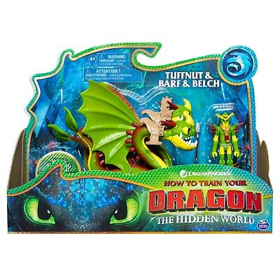 How to Train Your Dragon Tuffnut and Belch Barf Action Figure Set
