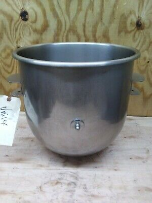 Univex 30 quart mixer bowl
