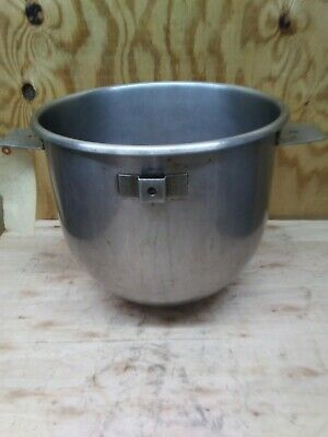 Vulcan 30 quart mixer bowl