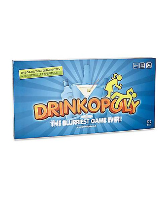 Drinkopoly Extra Cards Board Game SEALED UNOPENED FREE SHIPPING