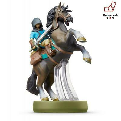 Neuf Nintendo Amiibo Lien (Equitation) (The Legend De Zelda) F/S De Japon
