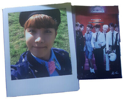 bts young forever album with group photocard not