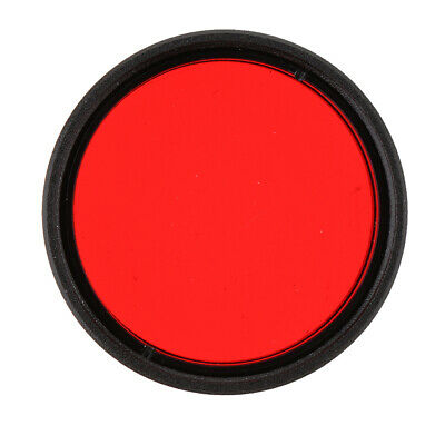 """Fully Multi-coated Telescope Eyepiece Lens Accessory Color Filter Red 1.25"""""""