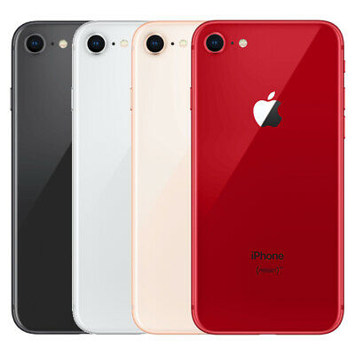 Apple iPhone 8 AT&T T-Mobile Sprint Verizon GSM Unlocked ALL COLORS! 64GB 256GB