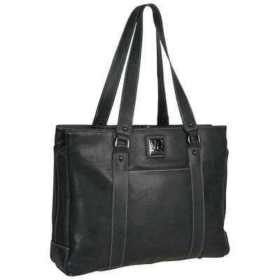 Kenneth Cole Reaction Triple Compartment Pebbled