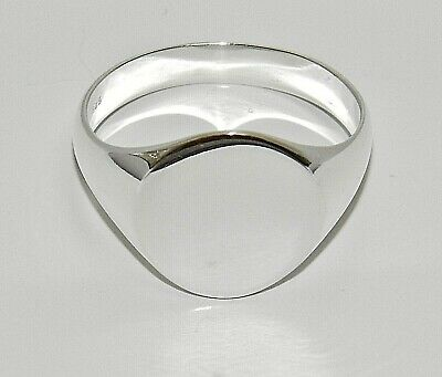 925 Solid Sterling Silver size P 0.75ct Men/'s Heavy Boxing Glove Ring