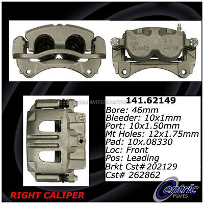 For Chevy Equinox Saturn Vue Centric Front Right Brake Caliper DAC