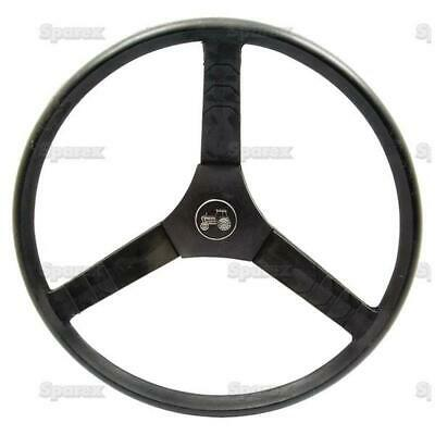 S.61109 Steering Wheel 430mm, Splined Fits Case IH