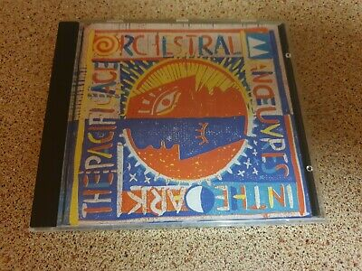 Orchestral Manoeuvres in the Dark -The Pacific Age (CD 1993) OMD NL PRESSING
