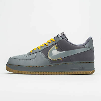 air force 1 uomo grige