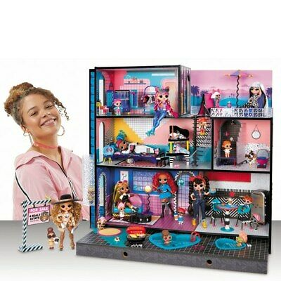 LOL Surprise OMG House Playset Lol Doll House Series 1,2,3 NEW 85+ Surprises Toy