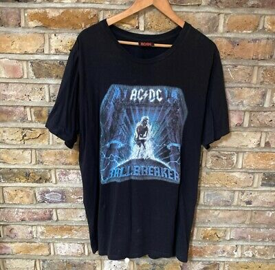 AC/DC Ballbreaker World Tour 1996 t shirt  Size XL