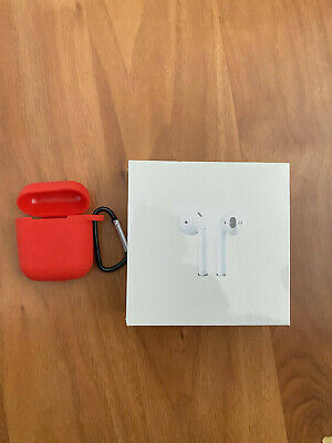 BRAND NEW SEALED Apple AirPods 2nd Generation w/ Wireless Charging Case