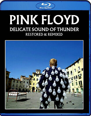 Pink Floyd Delicate Sound Of Thunder Restored & Remixed Blu-Ray The Later Years