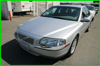 1999 Volvo S80 2.9 1999 Volvo S80 Automatic 6 Cylinder NO RESERVE