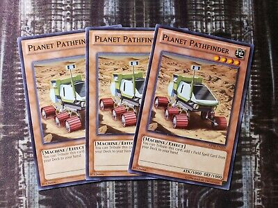 Planet Pathfinder Common 1st Edition NM Abyss Rising Yugioh ABYR-EN010