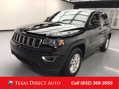 2018 Jeep Grand Cherokee Laredo E Texas Direct Auto 2018 Laredo E Used 3.6L V6 24V Automatic 4WD SUV